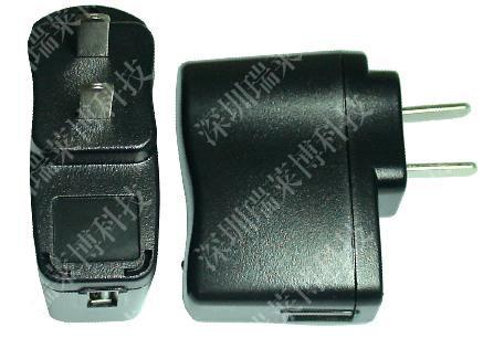 侧美充电器_充电头_USB充头USB火牛头_USB手机充电器